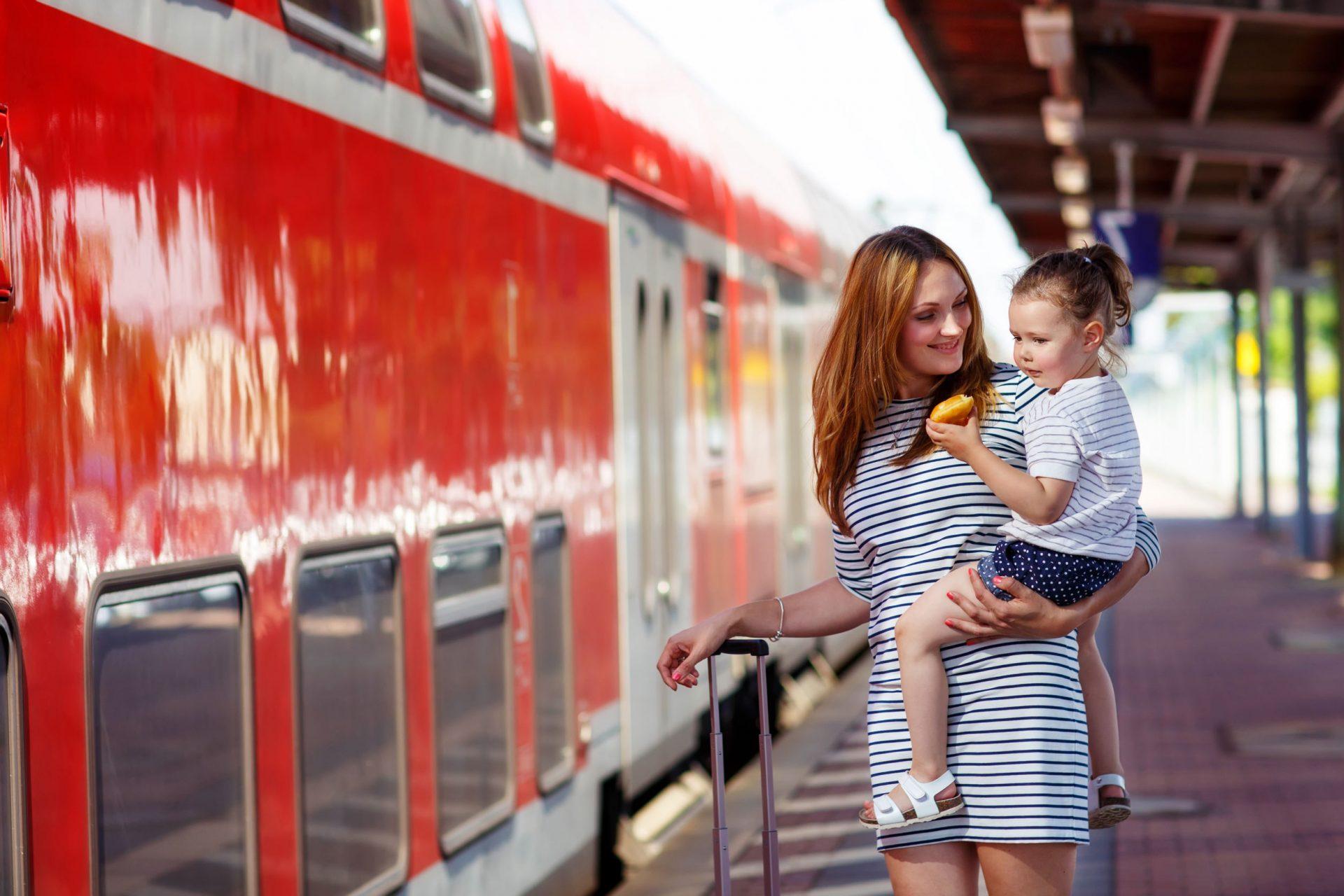 Komfortné cestovanie vlakom do Bratislavy za 30 minút